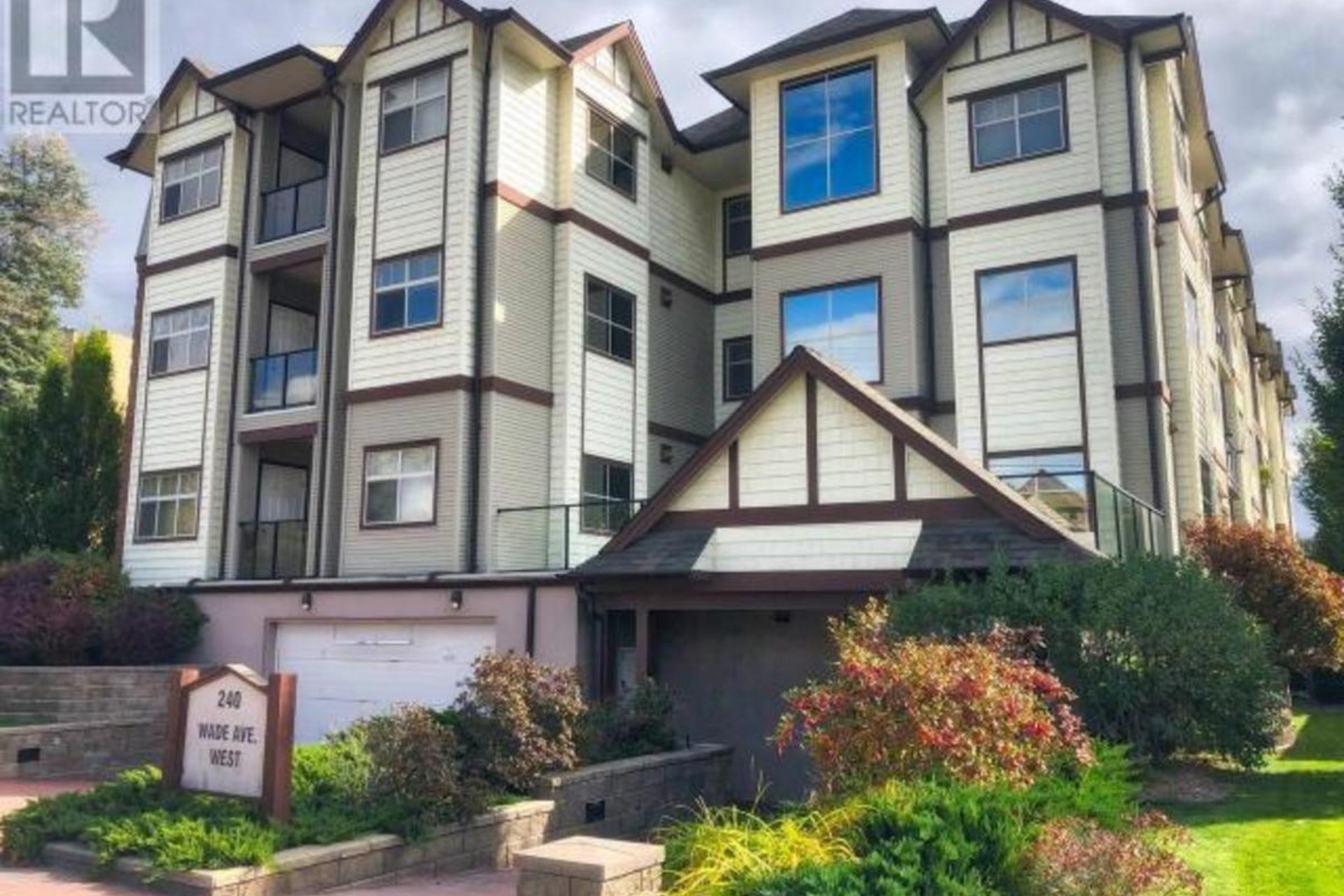 307 - 240 Wade Avenue W, Main North, Penticton